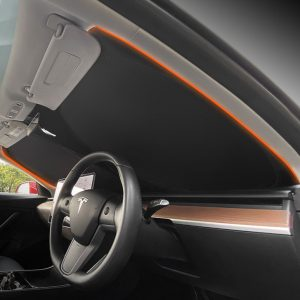 Tesla Model 3 Custom-fit Foldable Windscreen Sunshade