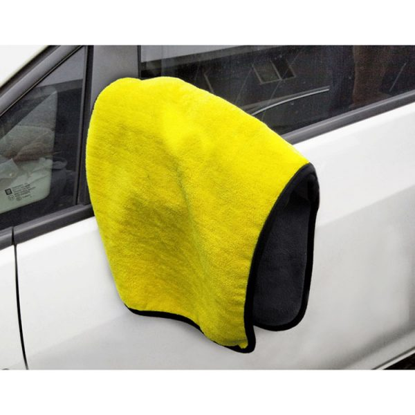 Microfibre Car Cleaning Towel for Tesla