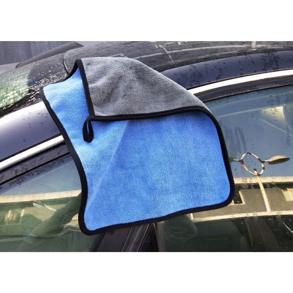 Microfibre Car Cleaning Towel
