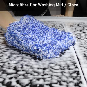 Microfibre Car Wash Mitt