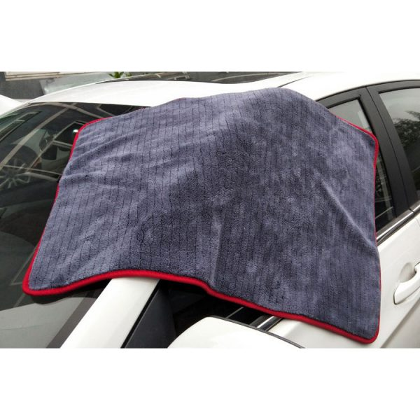 Microfibre Coral Fleece Car Drying Towel
